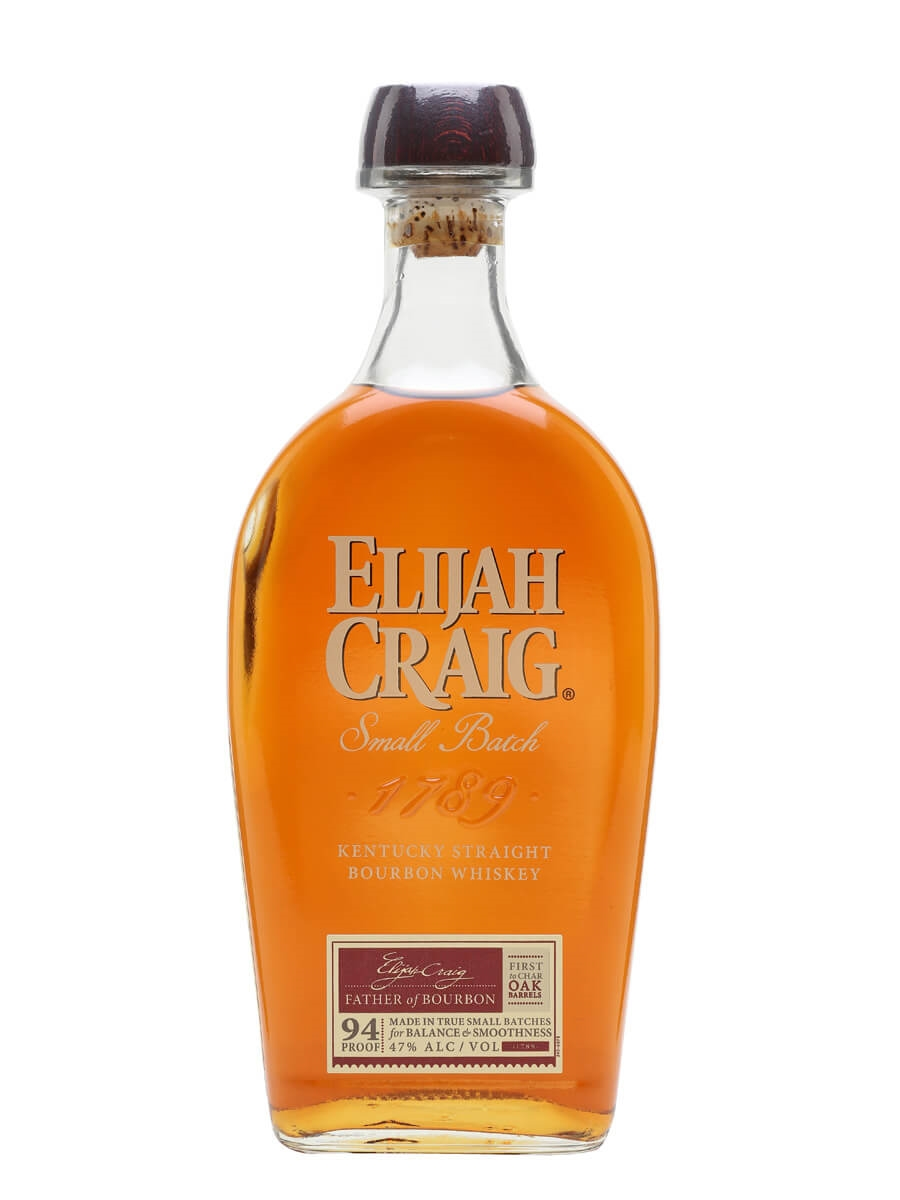 Elijah Craig Small Batch : The Whisky Exchange