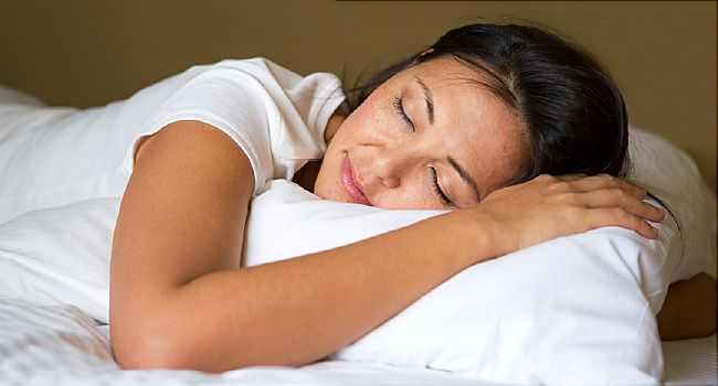 Health Benefits to Getting More Sleep for your eyes