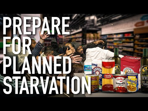 Planned Starvation & Food Shortage Coming As Food Prices ...