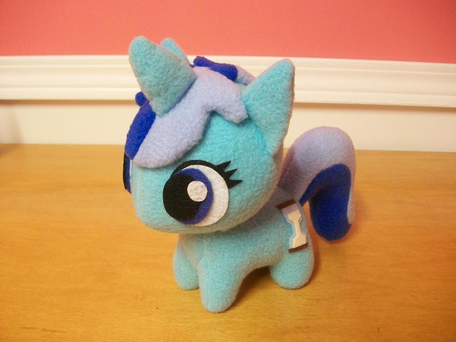 Colgate Chibi Pony MLP FIM by happybunny86 on DeviantArt