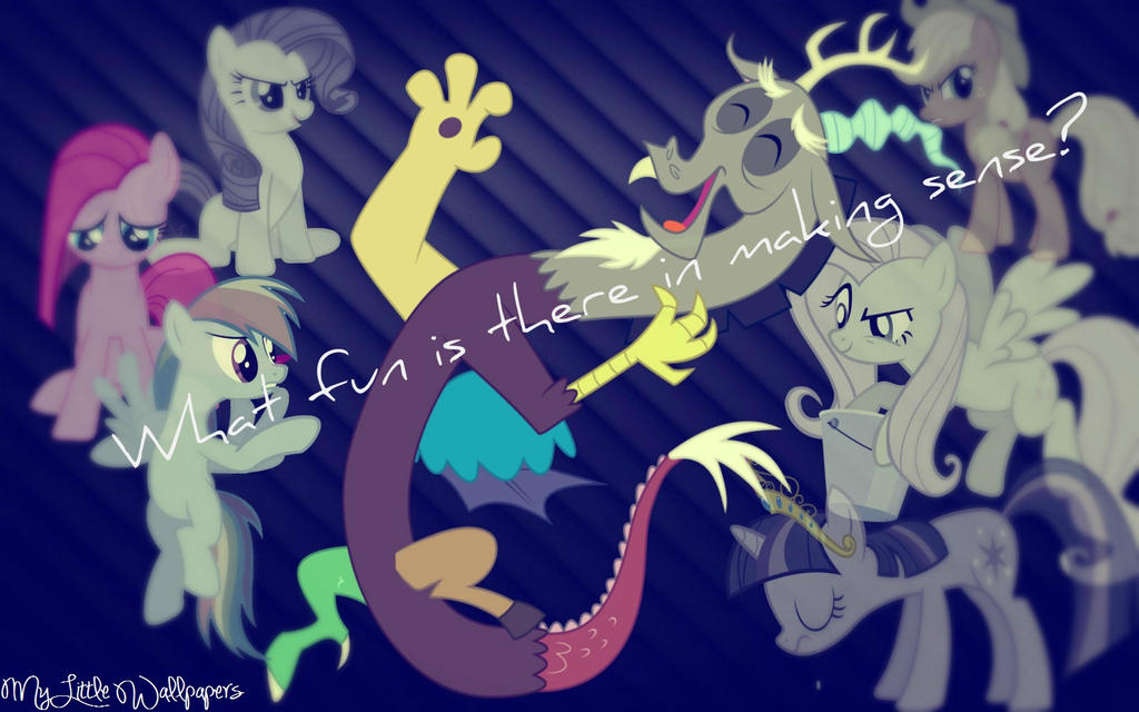 Discord - What Fun Is There In Making Sense? by xSass ...