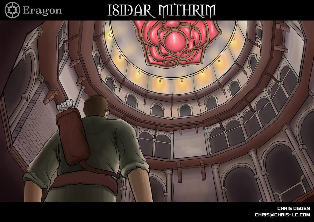 Eragon - Isidar Mithrim by Chris-LC on DeviantArt