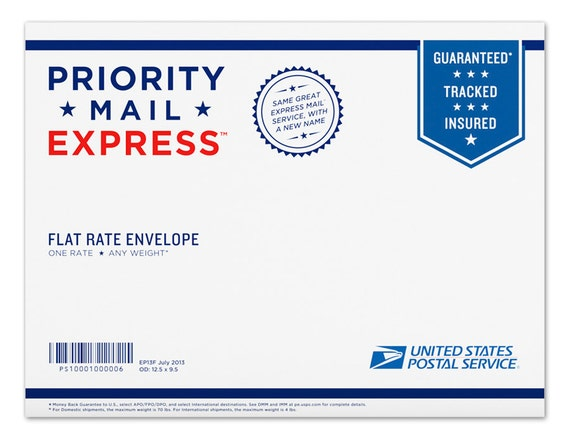 USPS express International shipping 3-5 day by InfiniteBands