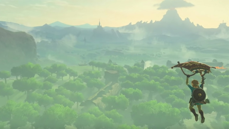 Why Breath of the Wild is the best open-world game ever