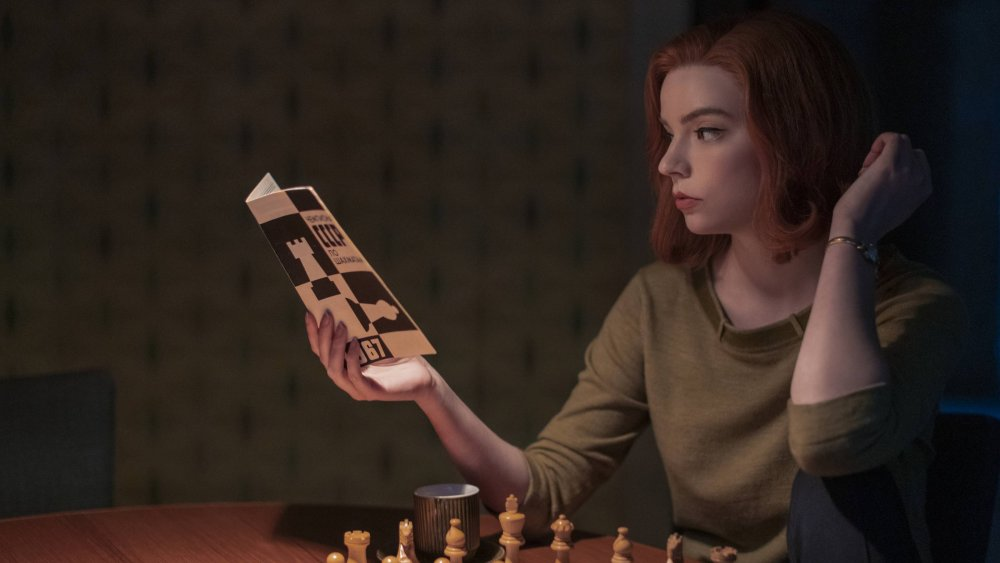 The biggest changes The Queen's Gambit made to Beth