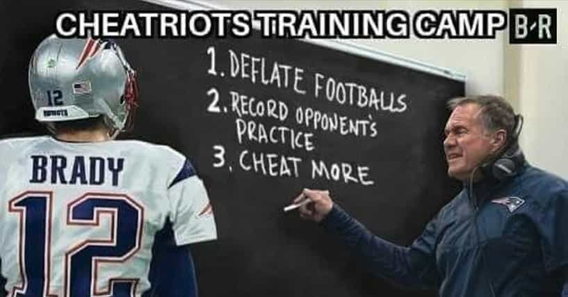 The 25 Funniest New England Patriots Memes, Ranked