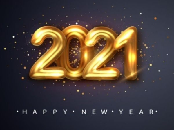 Happy New Year 2021 wishes, greetings and GIFs to share ...