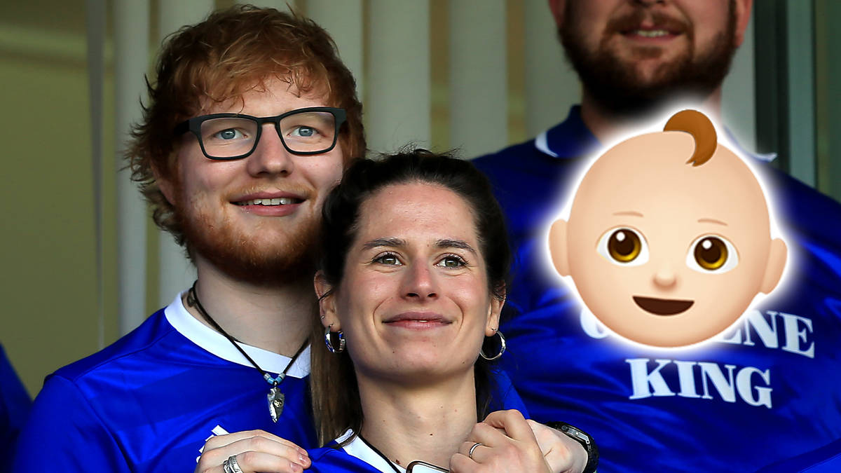 Ed Sheeran's Wife Cherry Seaborn Pregnant With Their First ...