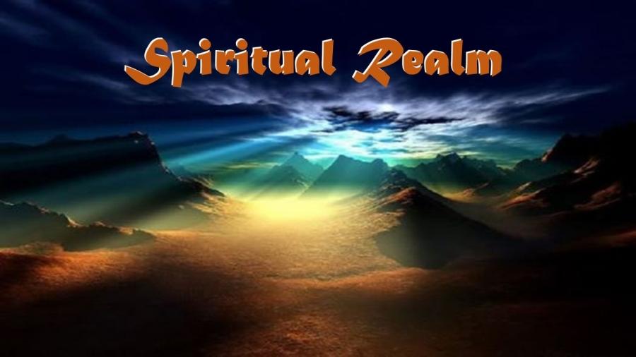 Spiritual Realm - Impact Family Christian Counseling