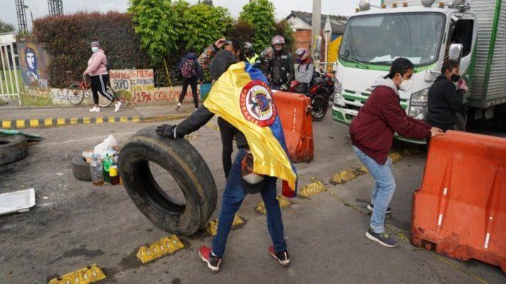Comité Nacional del Paro en Colombia aseguró que no ...