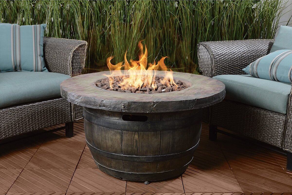 Fire Pit Tables • Insteading