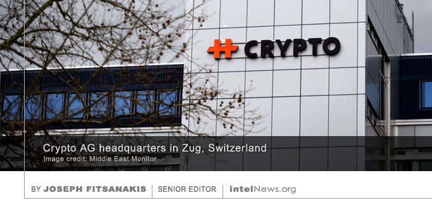 Swiss government files criminal complaint over Crypto AG scandal involving CIA…