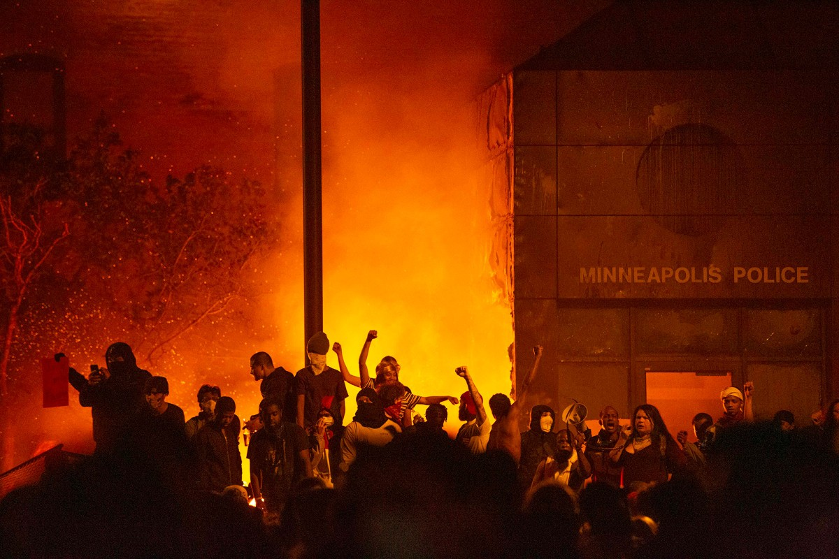 Anti-U.S riot agitators take advantage of George Floyd protestors for own agenda – Americans for ...