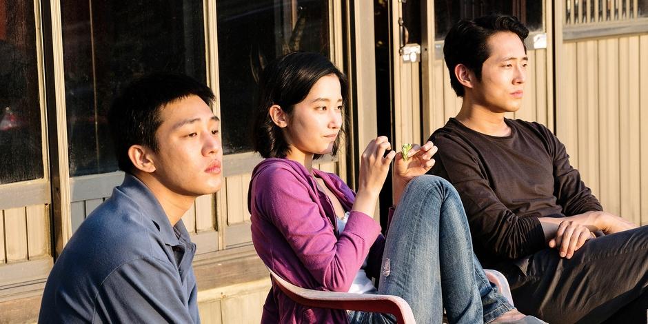 Film Review - Burning - Yoo Ah-in, Jeon Jong-seo and ...