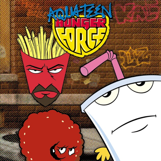 Aqua Teen Hunger Force, Season 1 on iTunes