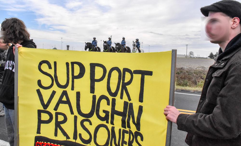 Vaughn & Building Support for Prison Rebels