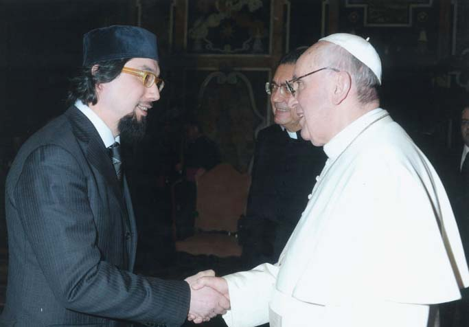 ... -Wahid Mosque in Milan, the highest representative of Islam in Italy