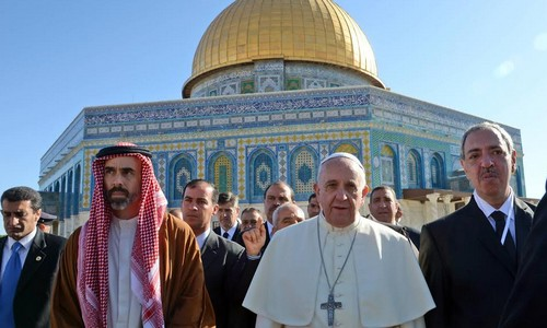 ... Islam Connection : Pope Francis the Marian Pope : Skull and bones