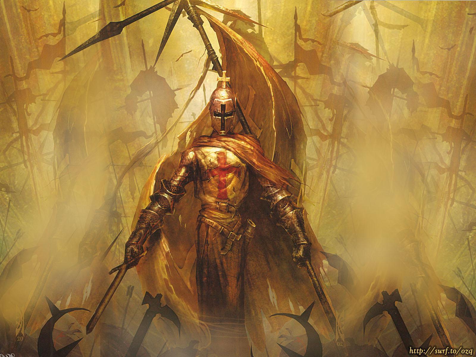 Warrior!! | Jesus Christ Eternally Refreshing
