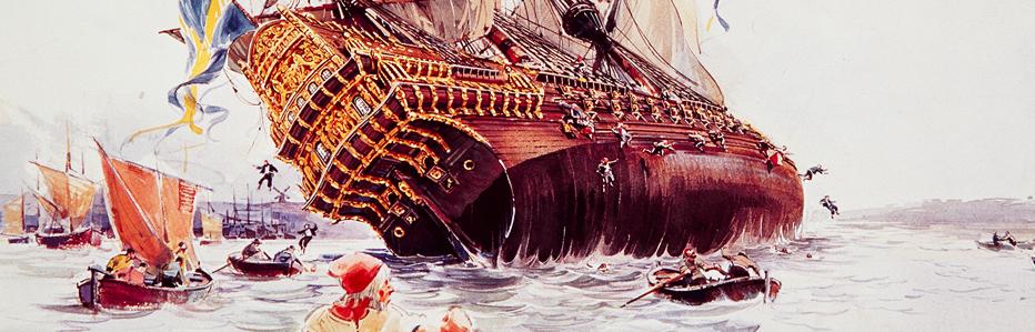 The Vasa, Stockholm | Jaspa's Journal