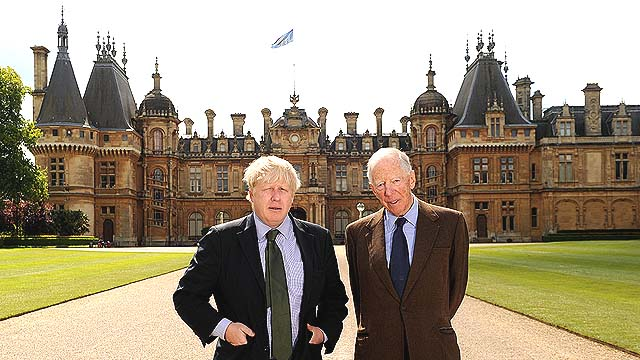 When in England, Be Sure to Visit Rothschilds' Waddesdon ...