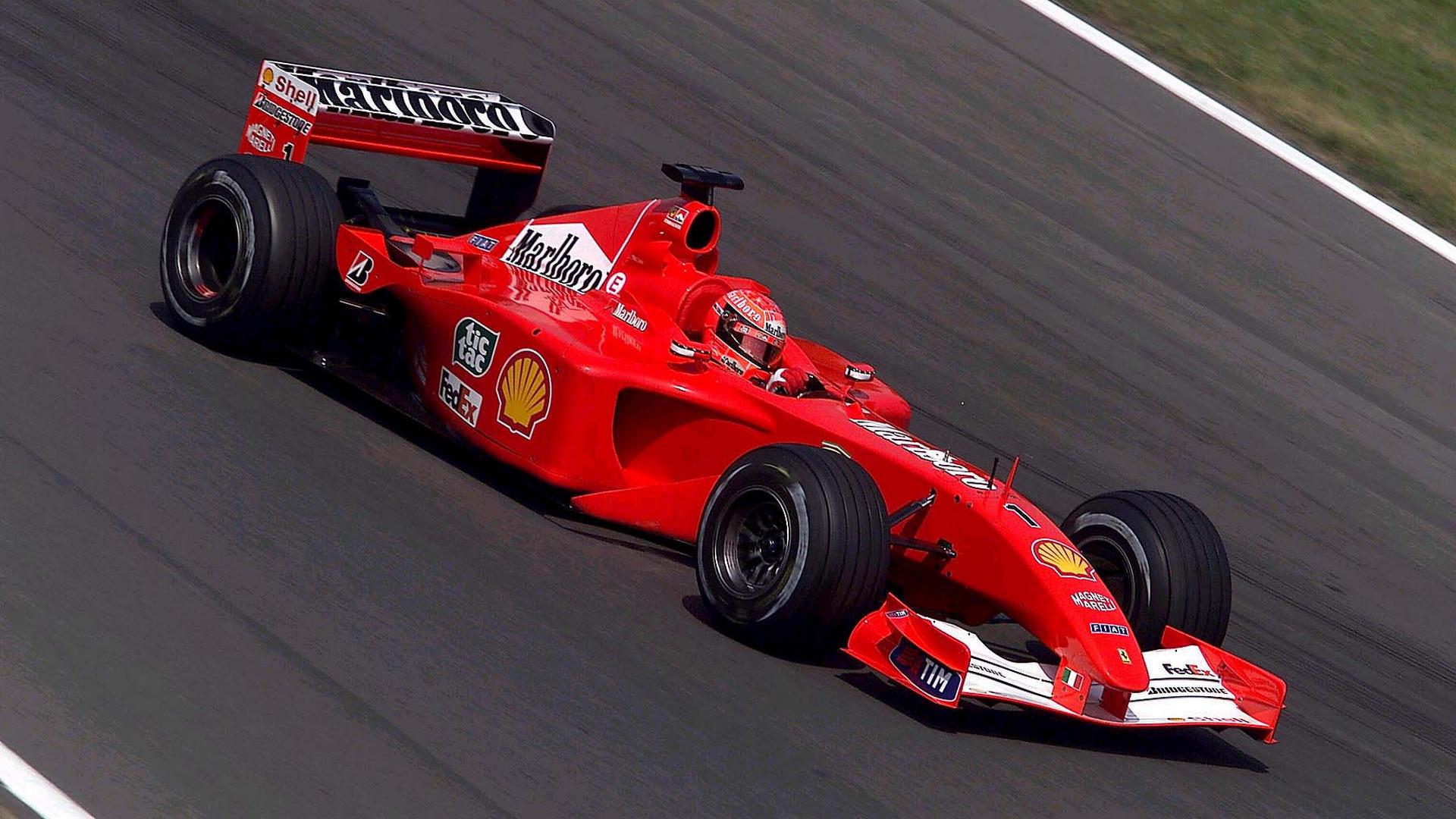 2001 | Jones on F1
