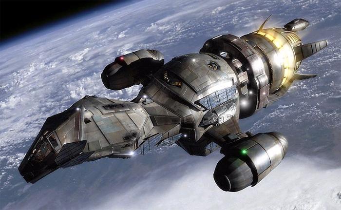 July 23 2014 My favorite spaceships  Josephmallozzis
