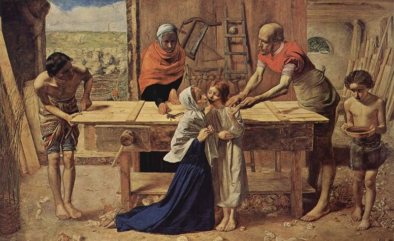 missed commenting on the Feast Day of St Joseph the Worker. It was a ...
