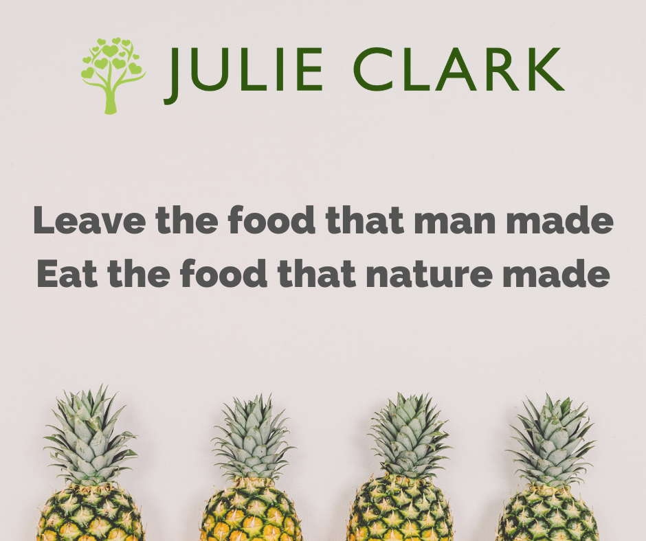 Food Labels: 3 Specific Things to Look At! - Julie Clark