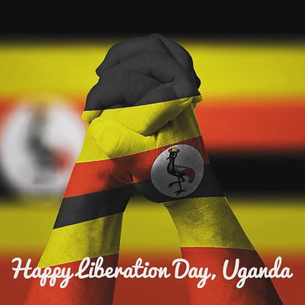 Happy Liberation Day, Uganda #uganda #liberationday ...