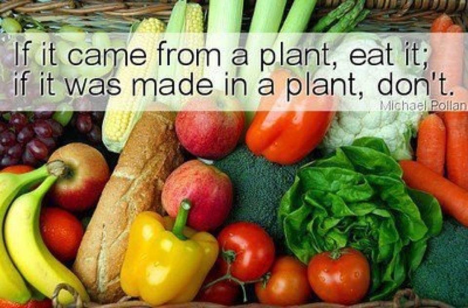 If it came from a plant… EAT IT!!!! | KarmaFree Cooking