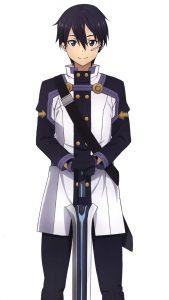 Sword Art Online: Alicization - Kirito