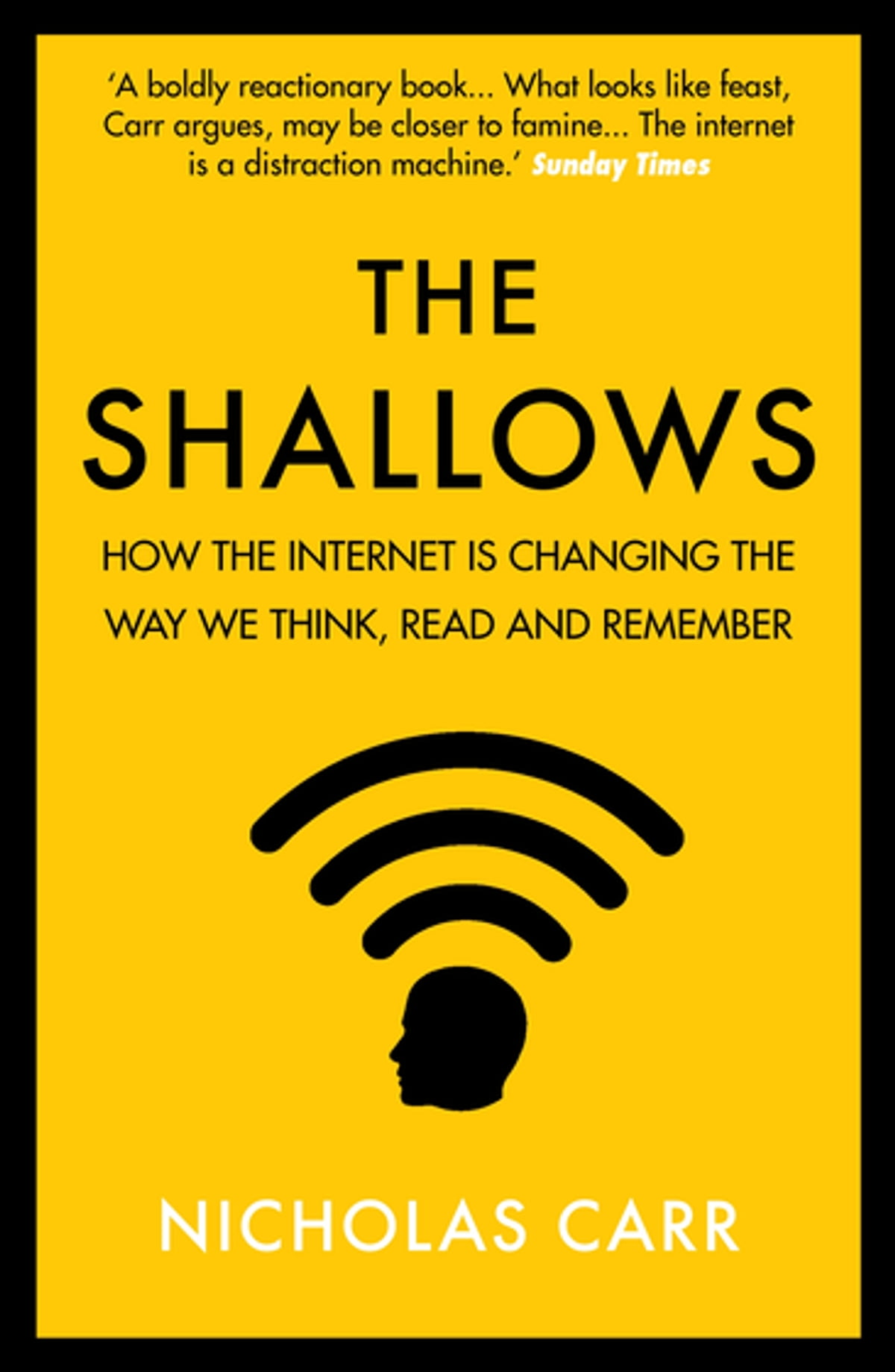 The Shallows eBook by Nicholas Carr - 9781848878839 ...