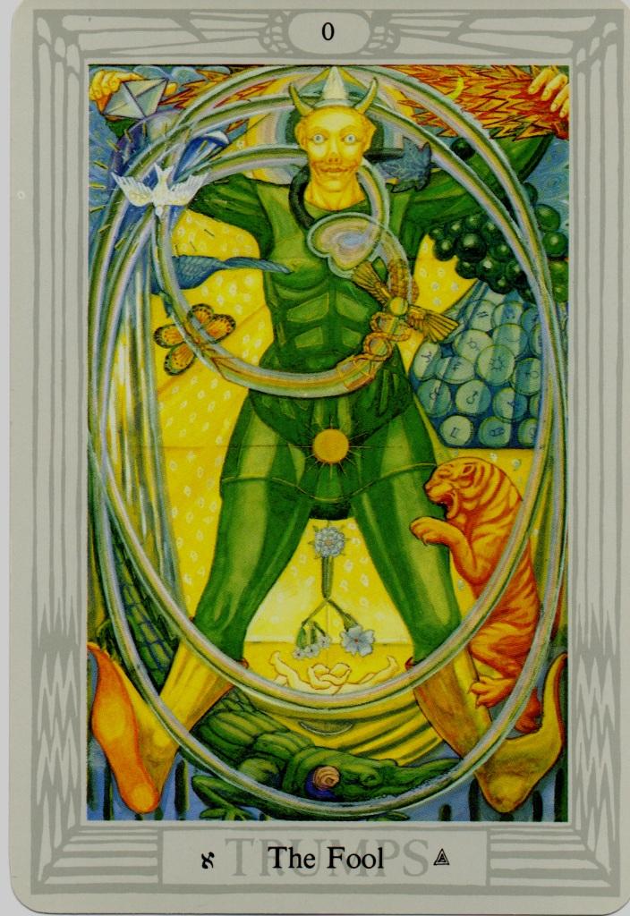 Major Arcana: 0 The Fool – Keys To Tarot