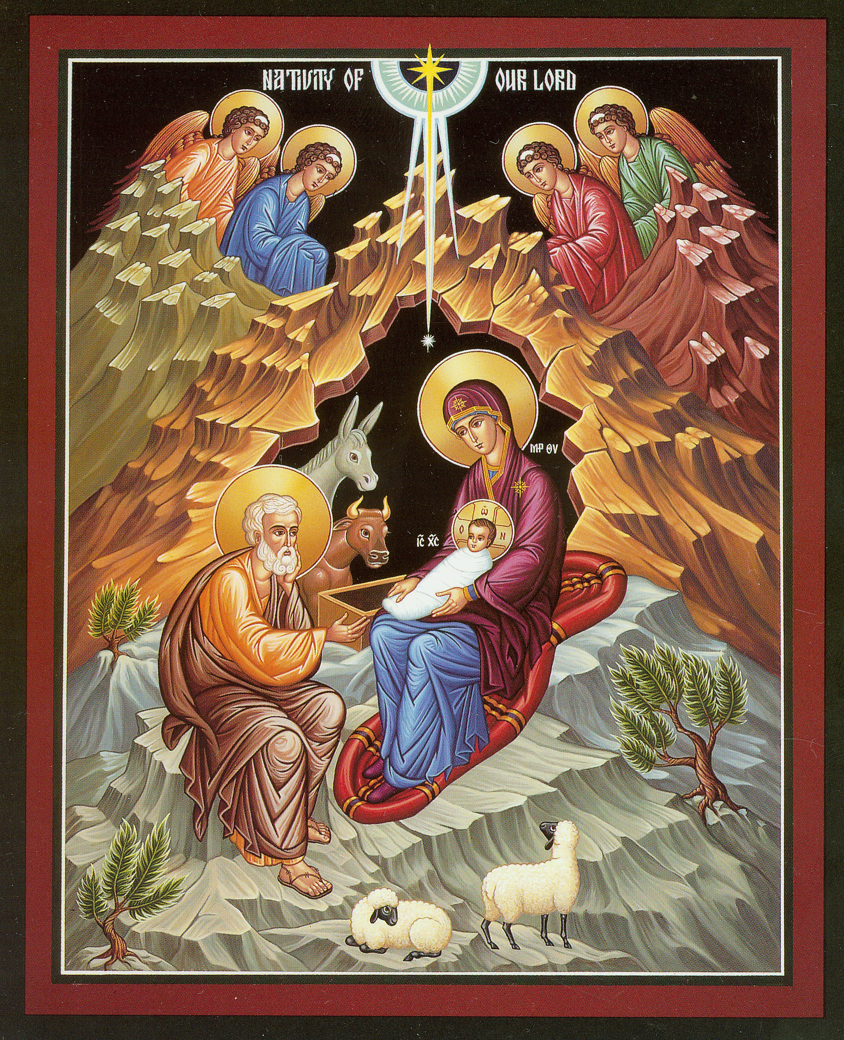 Nativity   Kieranna Kathleen's Blog