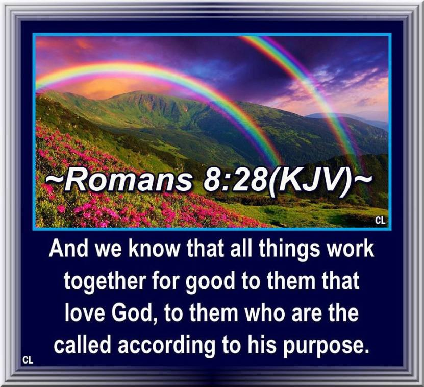 Romans 8:28 KJV!! | Kristi Ann's Haven
