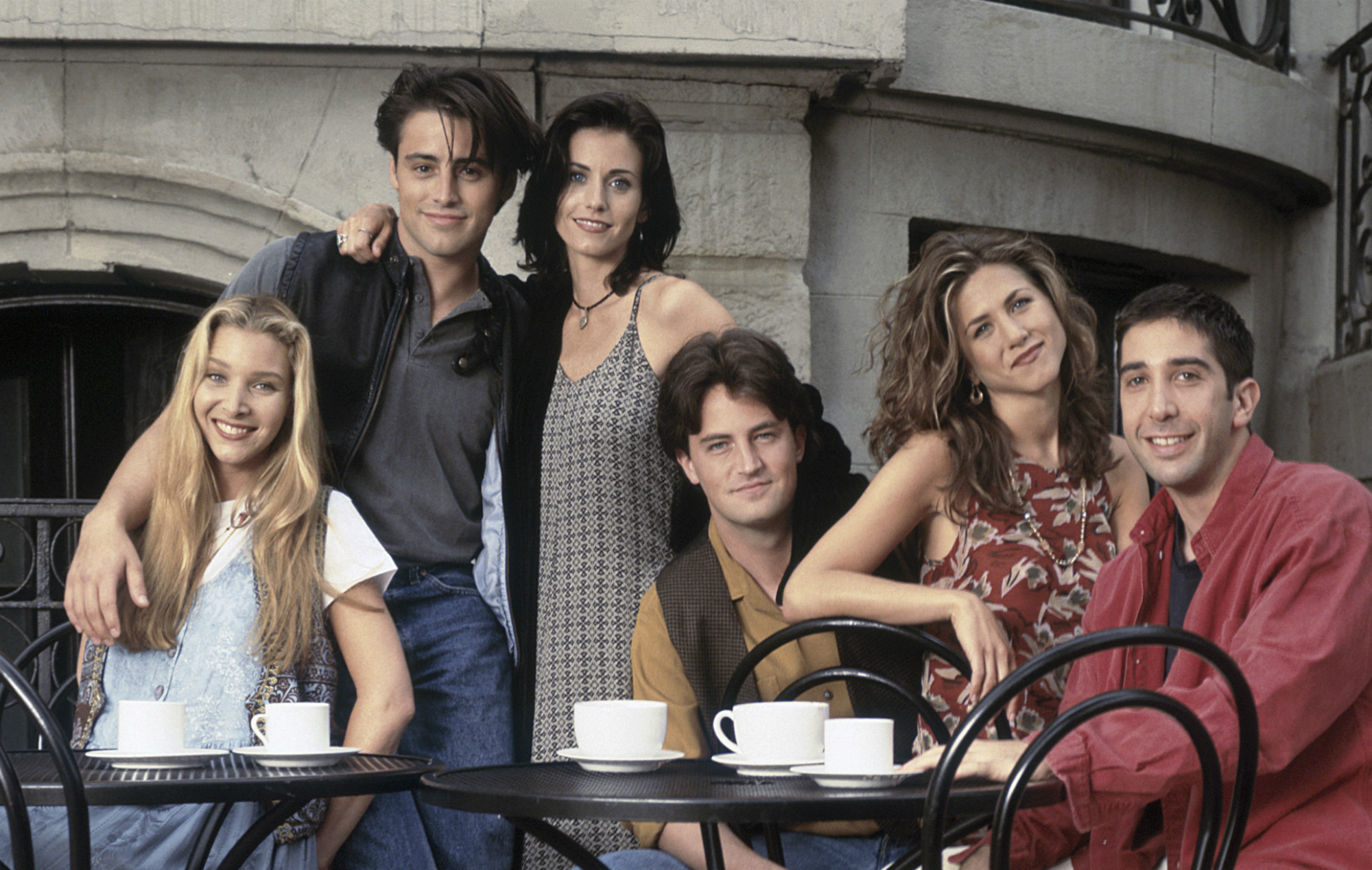 'Friends' director defends show from critics, saying it ...