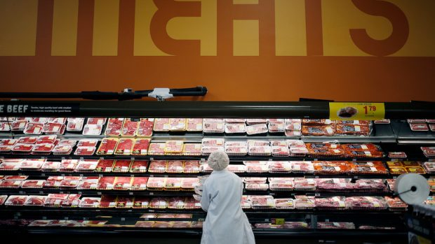 Kroger Begins Limiting Purchases On Ground Beef And Pork In Some Stores…