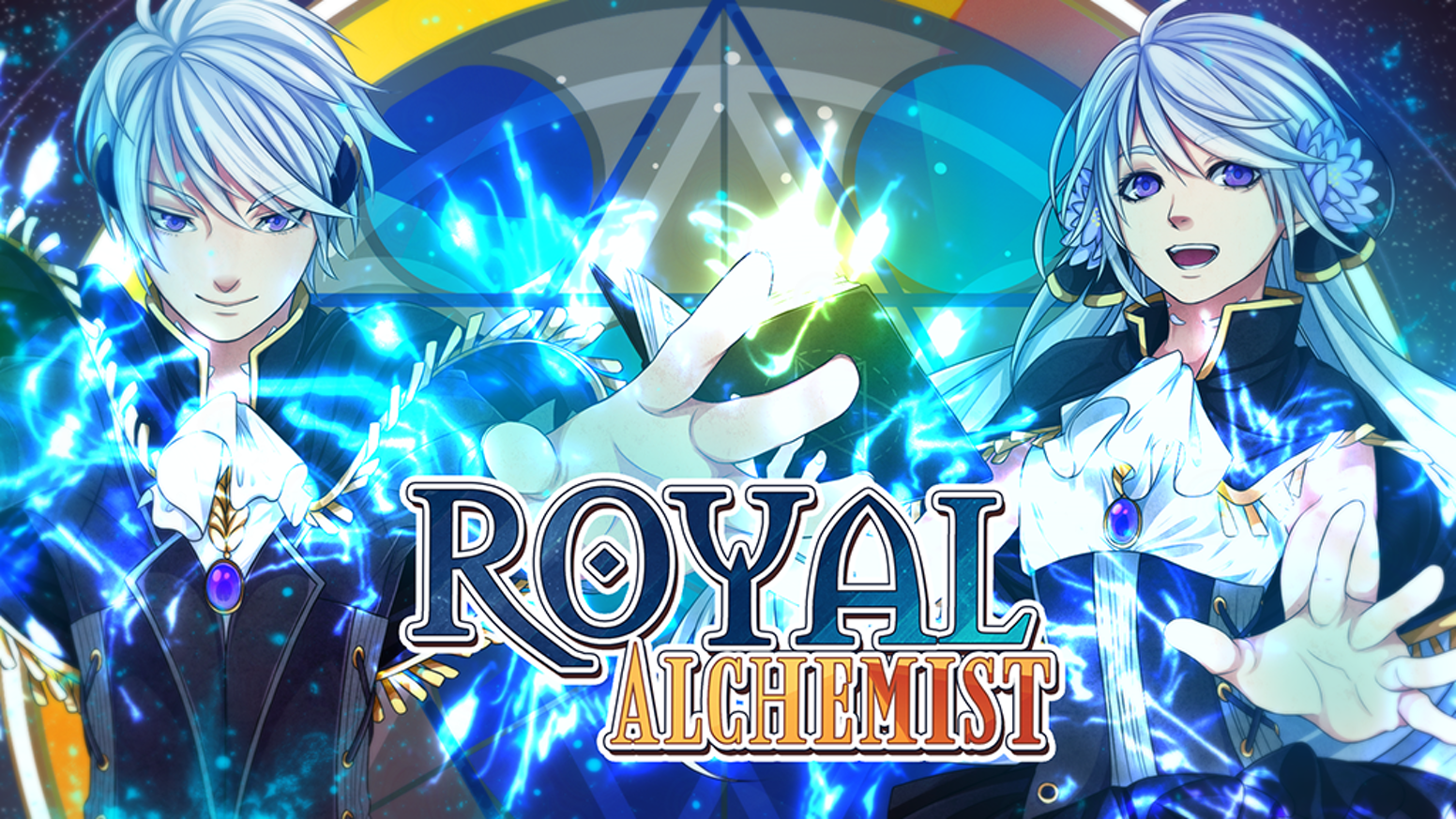 Royal Alchemist - Otome / BL Visual Novel by Nifty Visuals ...
