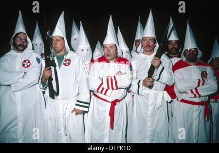 Ku Klux Klan: Grand Wizard, member Stock Photo: 61097995 ...
