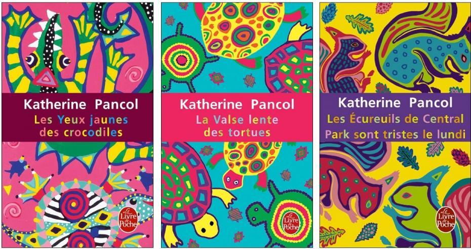 Les yeux jaunes des crocodiles et ses suites, de Katherine ...