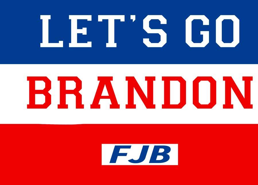 Let's Go Brandon Flag - Lelemoon