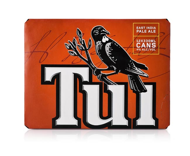 Tui Repackaged on Packaging of the World - Creative Package Design Gallery