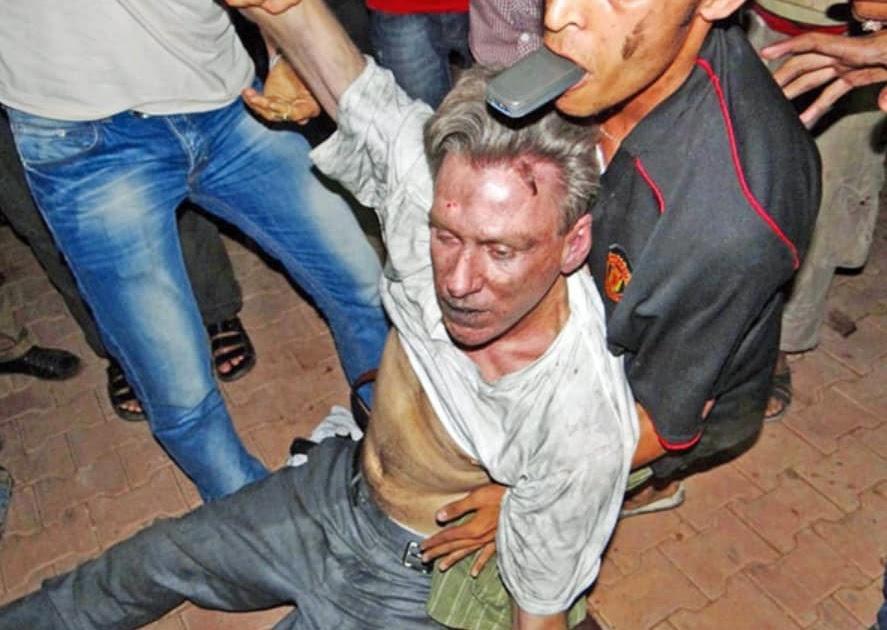 LA CAUSE DU PEUPLE : Libye. L'assassinat de l'ambassadeur ...