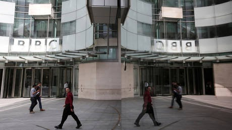 No laughing matter: UK Foreign Office contractor sought to ...