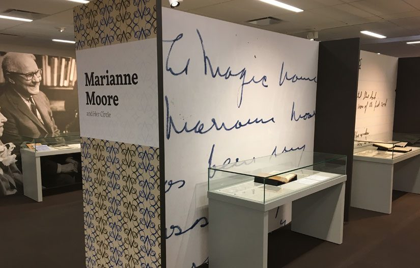 Marianne Moore and Her Circle - Libraries News Center ...