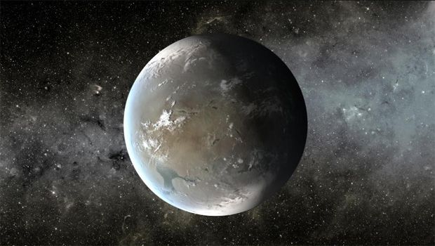 Scientists spot 'one in a million' super-Earth…