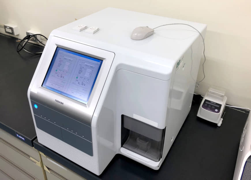Toshiba says its device tests for 13 cancer types with 99% accuracy from a single drop of blood…