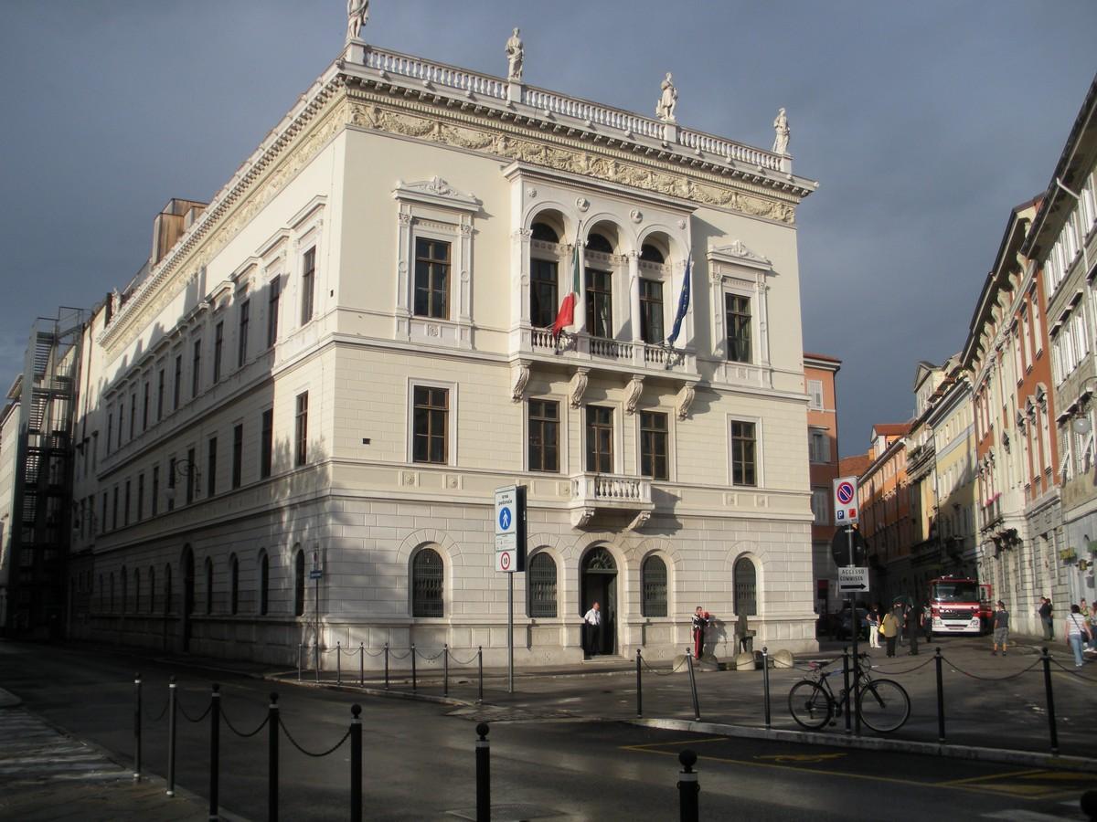 Museo Revoltella oggi