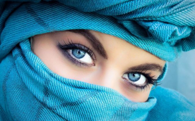 Top 10 Most Beautiful Eyes in the World